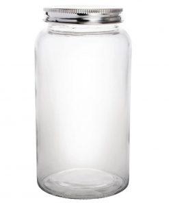 Vogue Screw Top Preserve Jar 800ml