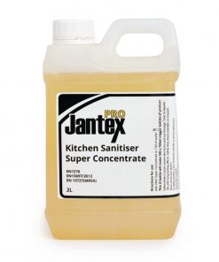 Jantex Pro Super Concentrated Kitchen Sanitiser 2 Litre