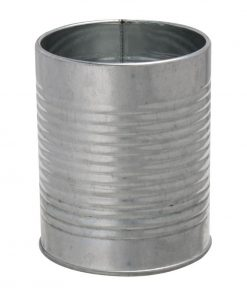Olympia Galvanised Steel Chip Cup
