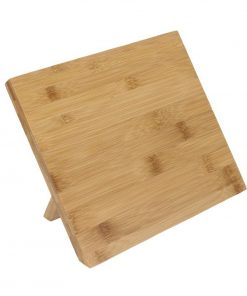 Vogue Wooden Magnetic Knife Stand 245mm