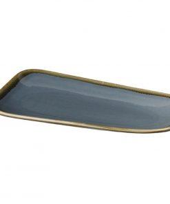 Olympia Kiln Platter Ocean 260mm
