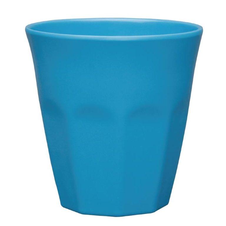 Kristallon Melamine Plastic Tumbler Blue 290ml