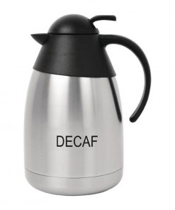 Olympia Vacuum Jug and Lid 1.5Ltr Decaf
