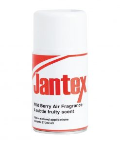 Jantex Aircare Refill Wild Berry 270ml (Pack of 6)