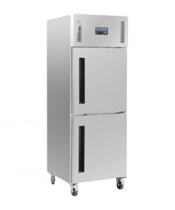 Polar Upright Stable Door Gastro Freezer 600Ltr