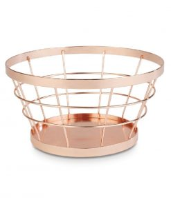 APS Plus Metal Basket Copper 110 x 210mm