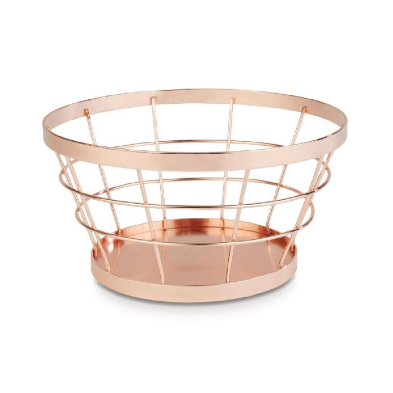 APS Plus Metal Basket Copper 110 x 210mm