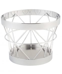 APS Plus Metal Basket Chrome 80 x 105mm