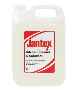 Jantex Kitchen Cleaner and Sanitiser 5 Litre (Pack of 2)