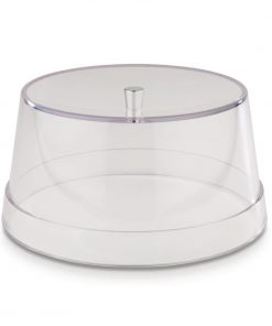 APS Plus Bakery Tray Cover Clear 235mm