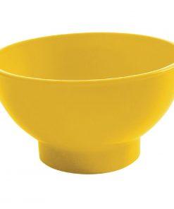 Kristallon Sundae Dishes Yellow 95mm