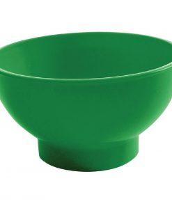 Kristallon Sundae Dishes Green 95mm