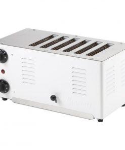 Rowlett Regent 6 Slice Toaster 6ATW-131