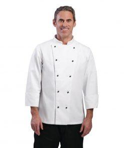 Whites Chicago Unisex Chefs Jacket Long Sleeve S
