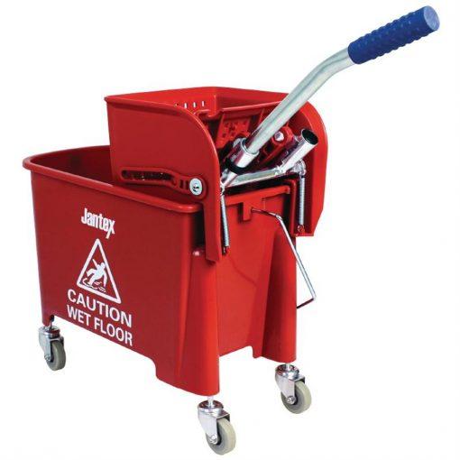 Jantex Kentucky Mop Bucket  Red