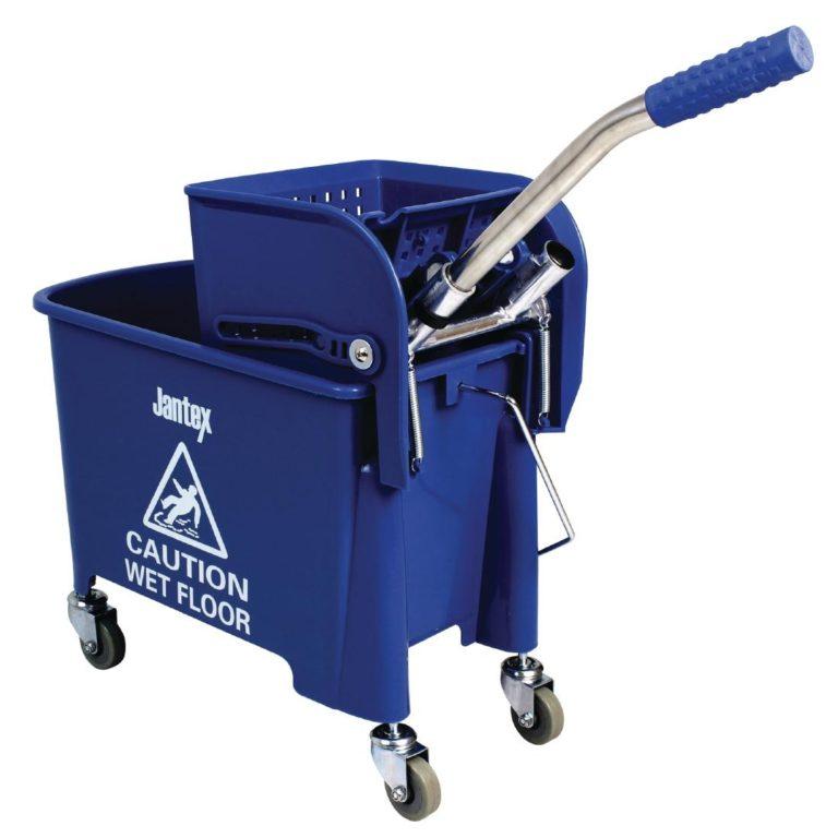 Jantex Kentucky Mop Bucket  Blue