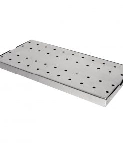 Olympia Stainless Steel Drip Tray 400 x 200mm