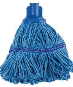 Jantex Bio Fresh Socket Mop Blue