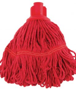 Jantex Bio Fresh Socket Mop Red