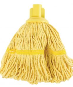 Jantex Bio Fresh Socket Mop Yellow