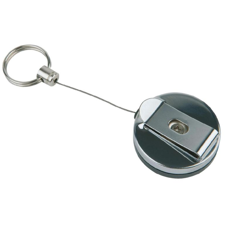 APS Retractable Key Chain