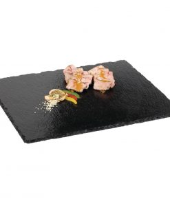 Olympia 1/2 GN Natural Slate Tray