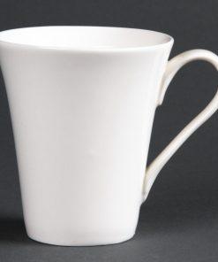 Lumina Fine China Flare Cups 185ml 6oz