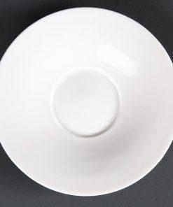 Lumina Fine China Saucers 140mm