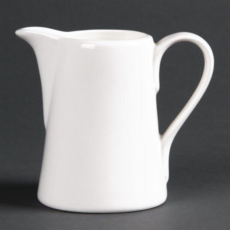 Lumina Fine China Milk Jugs 170ml 6oz