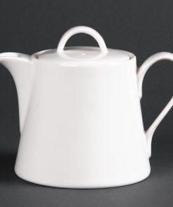 Lumina Fine China Beverage Pots 425ml