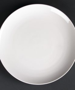 Lumina Fine China Round Coupe Plates 305mm