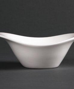 Lumina Fine China Miniature Float Bowls 129x 96mm