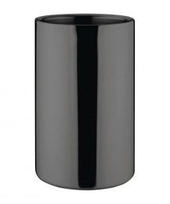 Olympia Gunmetal Wine Cooler