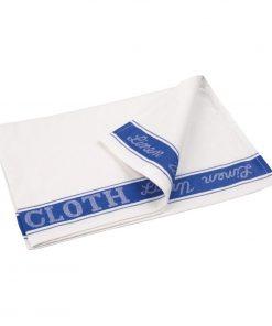 Vogue Glass Cloth Blue