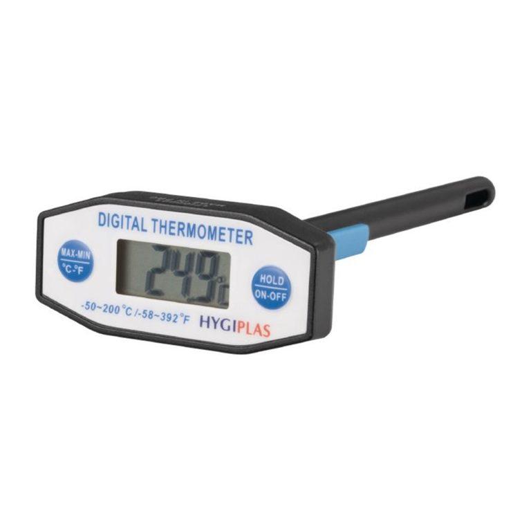 Hygiplas T Shaped Digital Thermometer