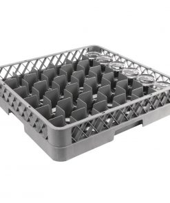 Vogue Glass Rack 36 Compartments