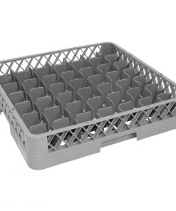 Vogue Glass Rack 49 Compartments