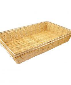 Wicker Metal Frame Basket 1/1 GN