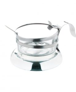 Parmesan Dish with Spoon