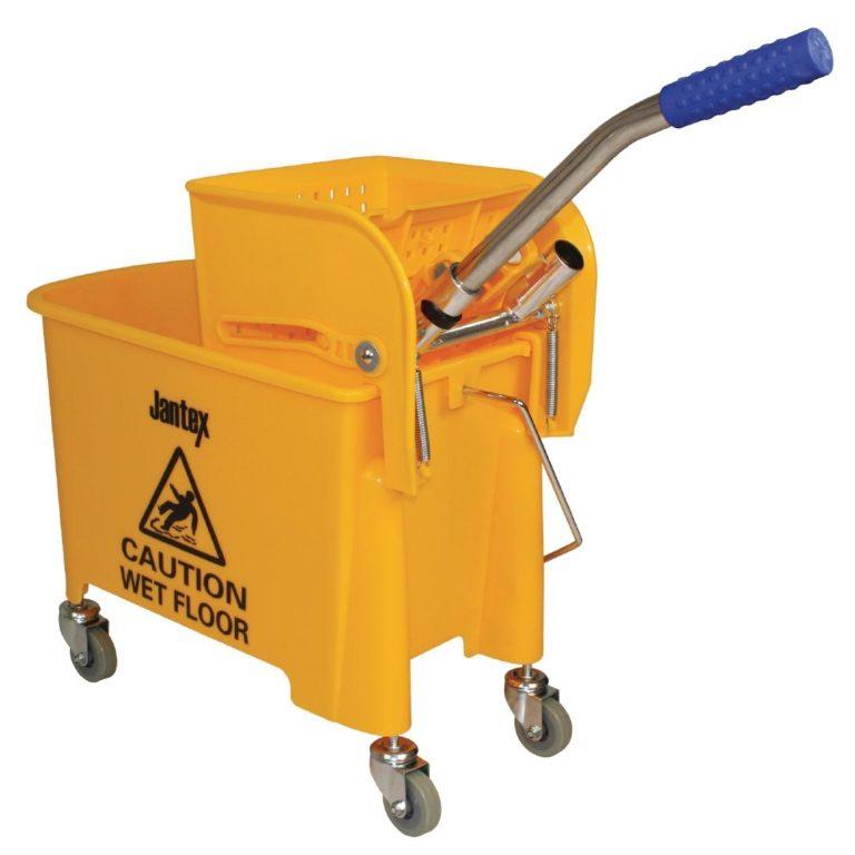 Jantex Kentucky Mop Bucket Yellow