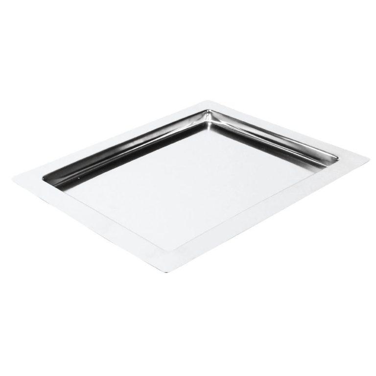 APS Frames 1/2 GN Stainless Steel Platter