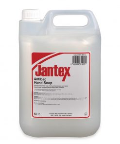Jantex Anti Bacterial Hand Soap 5 Litre