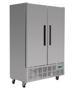 Polar 2 Door Slimline Freezer 960 Ltr