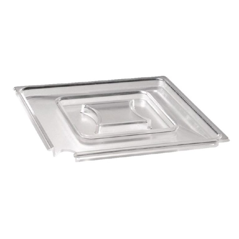 APS Float Clear Square Cover 190 x 190mm