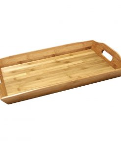 Olympia Bamboo Butlers Tray