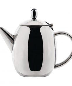 Olympia Richmond Stainless Steel Teapot 500ml