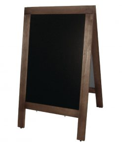 Olympia Pavement Board 1200 x 700mm Wood Framed
