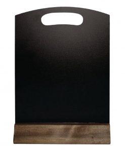 Olympia Freestanding Table Top Blackboard 225 x 150mm