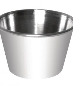 Stainless Steel 115ml Sauce Cups