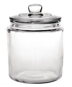 Olympia Biscotti Jar